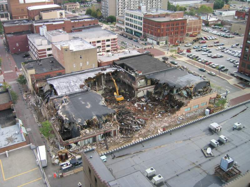 Commercial Demolition and Wrecking