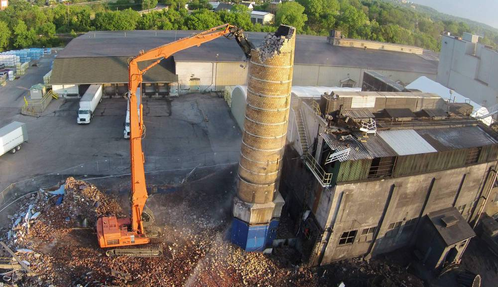 Demolition and Wrecking Projects